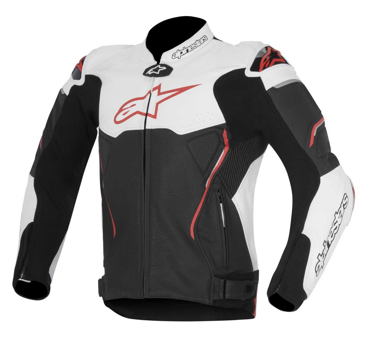 Alpinestars Atem Women Leather Racing jacket