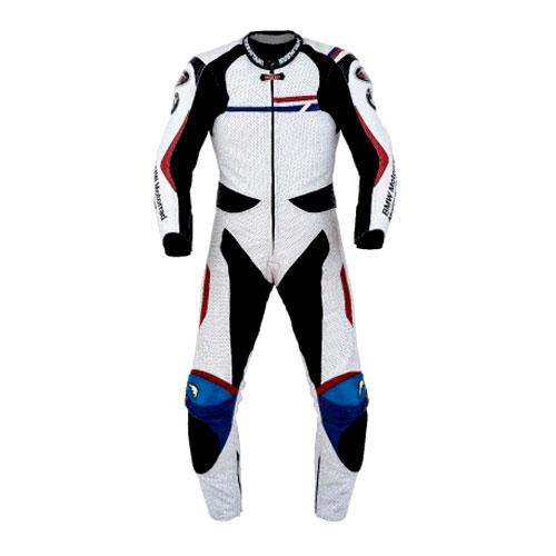 BMW Mens Biker Motogp Racing Leather Suit