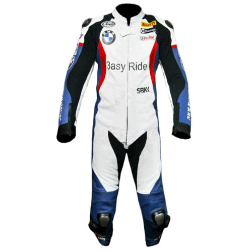 BMW Pure Motorbike Racing Leather Suit
