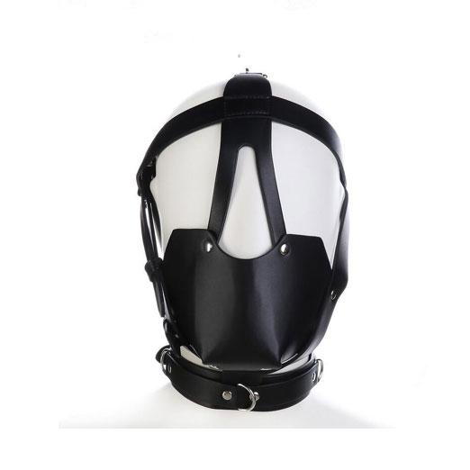 Bondage Muzzle Mask