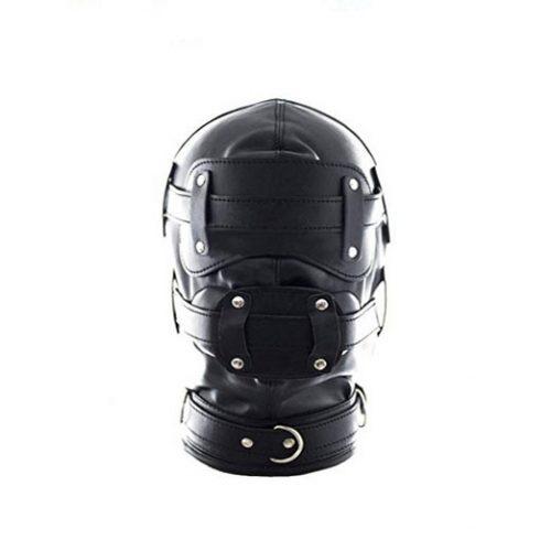 Gimp Harness Face Mask