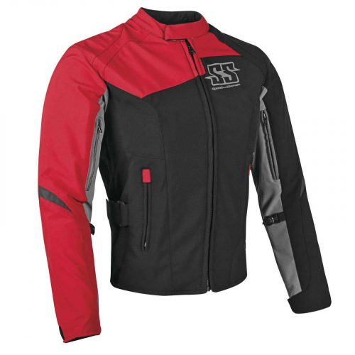 New Speed & Strength Backlash Womens Stretch-Fit Frame Racing Jacket
