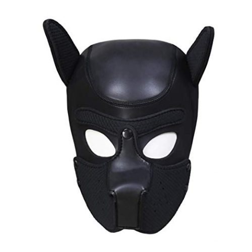 Full Face Mask Dog Puppy Hood