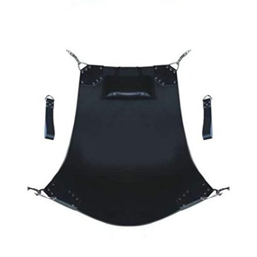 Swing with a Set of Leather Stirrups