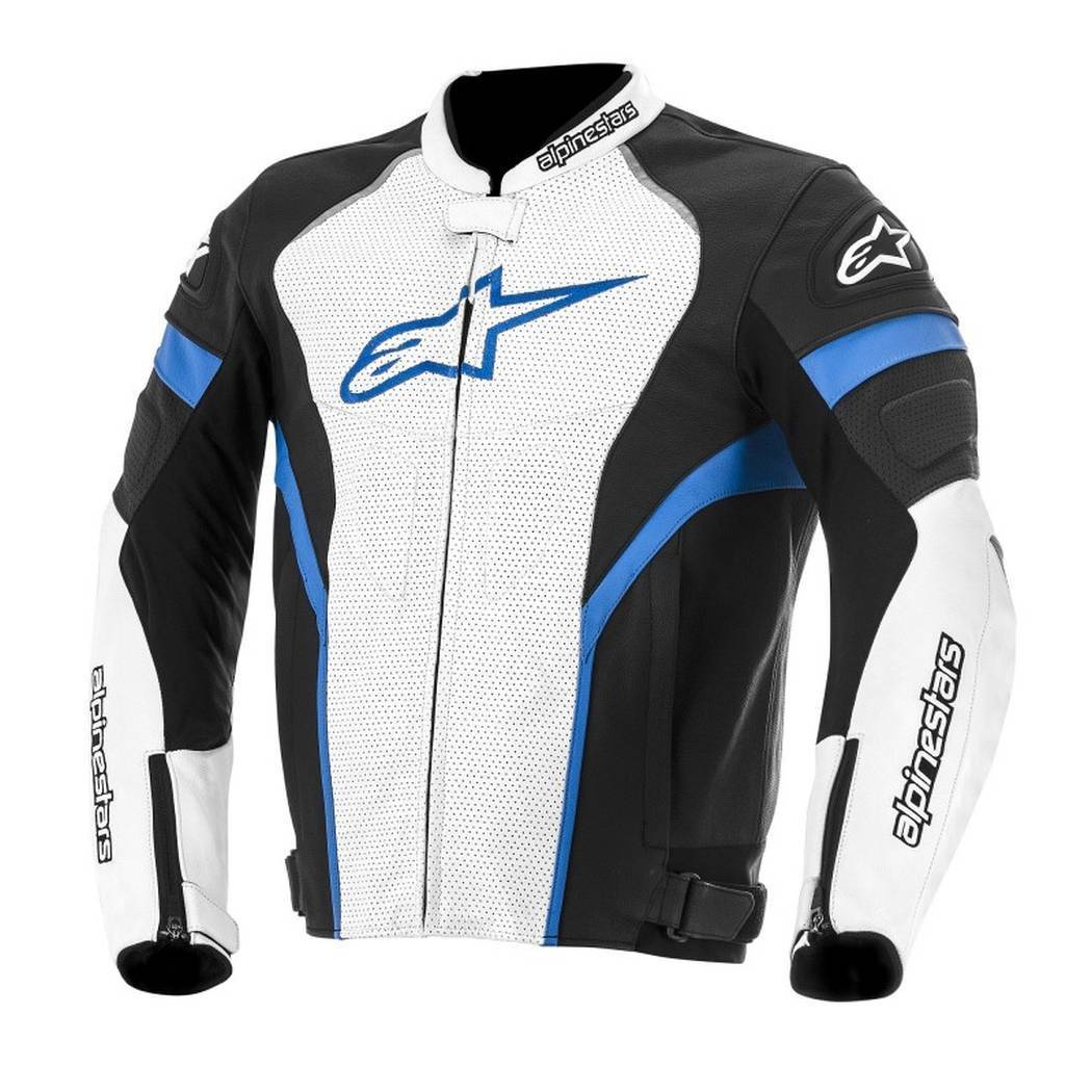 Alpinestars Stella GP Women Leather Racing jacket