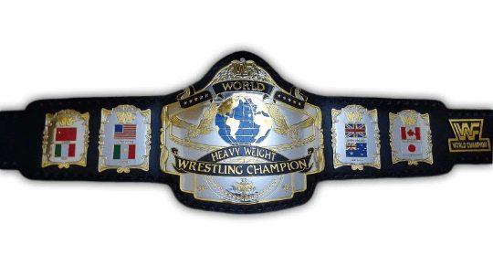 WWF-Andre-87-World-Heavyweight-Wrestling-Championship-Belt