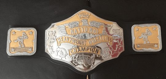 nwa national champion belt